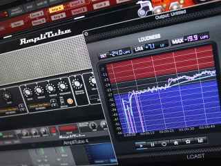 Amplitube and LCAST