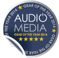 Audio Media Gear of the Year 2014