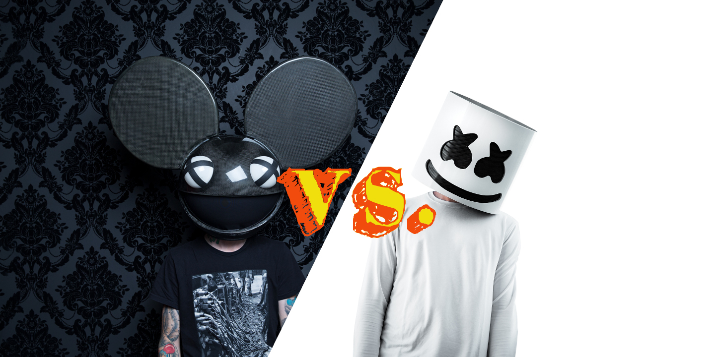 A State Of Loudness Deadmau5 Vs Marshmello