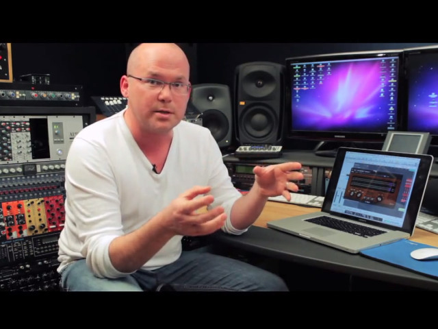 Watch James Wiltshire's K-Metering Mixing Tips video