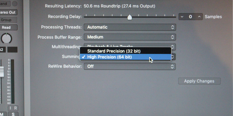 Does 64-Bit Summing Sound Better?